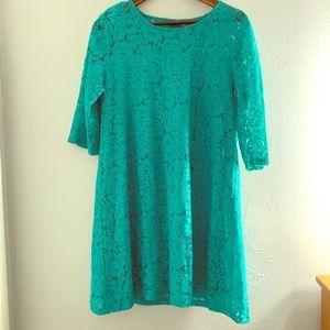 Wrangler lace Floral dress